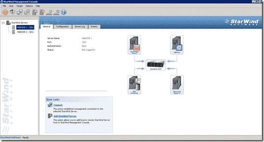 iSCSI SAN Software for Windows - StarWind