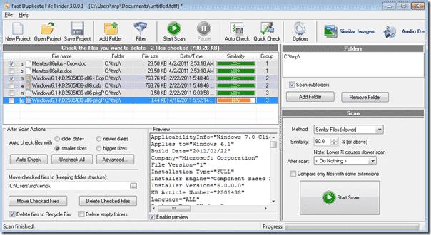 file finder for windows 7