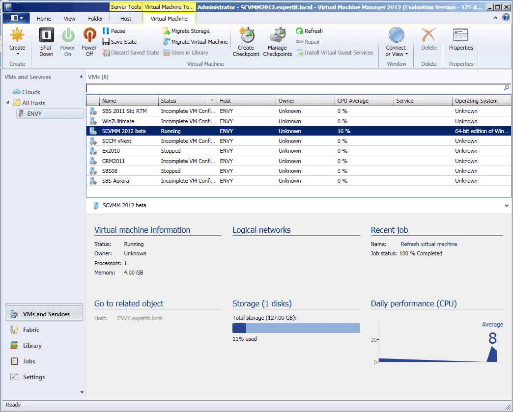 System center virtual machine manager 2012 review – part 1: what is