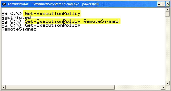 PowerShell: Tutos PowerShell (source 4sysops)