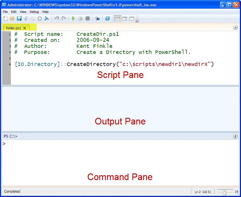 PowerShell tutorial for admins – Part 3: Run a PowerShell