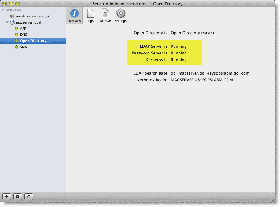 Active Directory login scripts in Mac OS X – Part 2: Using Open