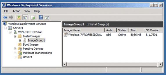 Deploy Windows 7 via WDS (Windows Deployment Services) – 4sysops