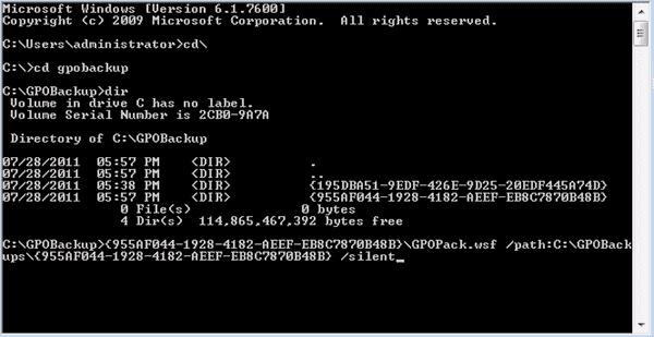 SCM v2 -LocalGPO GPOPack