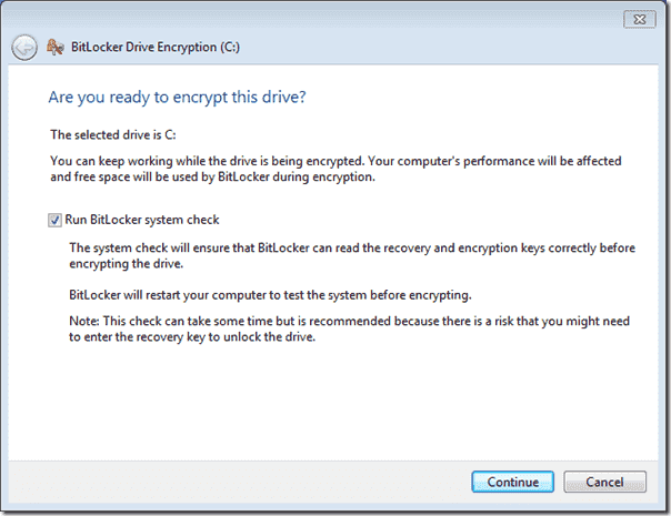 Bitlocker Active Directory - Are you ready to encrypt this drive