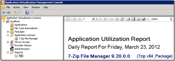 Application Virtualization (APP-V)