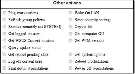 FREE: SCCM Client Actions Tool (SCCM CAT) – Manage Configuration
