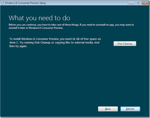 Windows 8 upgrade - What you need to do