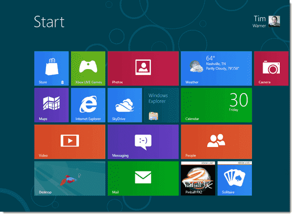 Disable Windows 8 Metro - Windows 8 Start screen