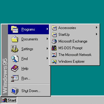 Disable Windows 8 Metro - Windows 95 Start menu
