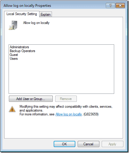 Deny and allow workstation logons with Group Policy – 4sysops