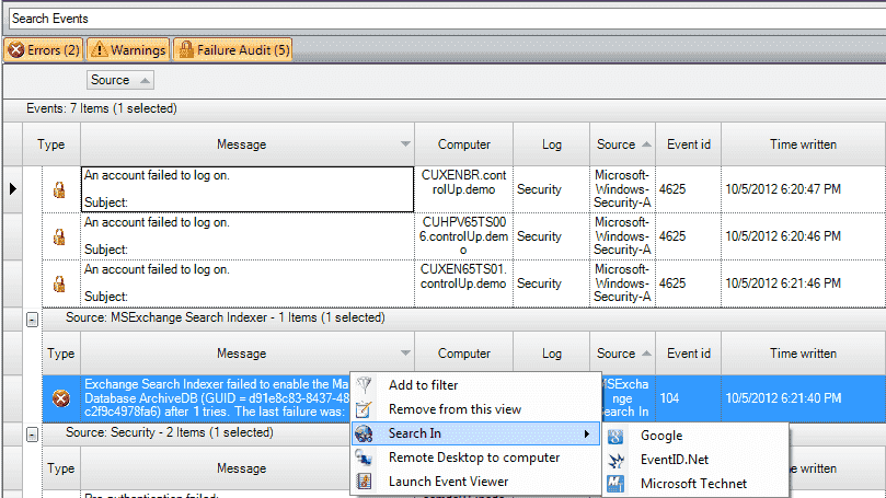 FREE: ControlUp – Real-time monitoring and remote administration