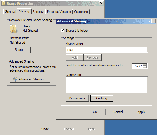 Folder Redirection – Part 2: Setting up your file server