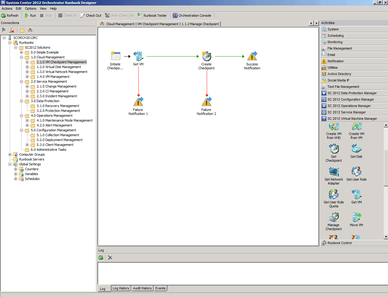 System Center 2012 – Orchestrator 2012 – Integration Packs – 4sysops