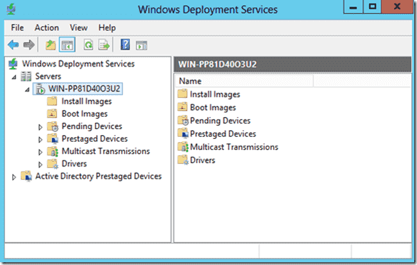 WDS Driver filters - why no simple client data retrieval tool