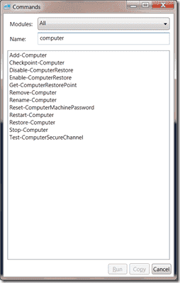 PowerShell 3.0 - Find cmdlets