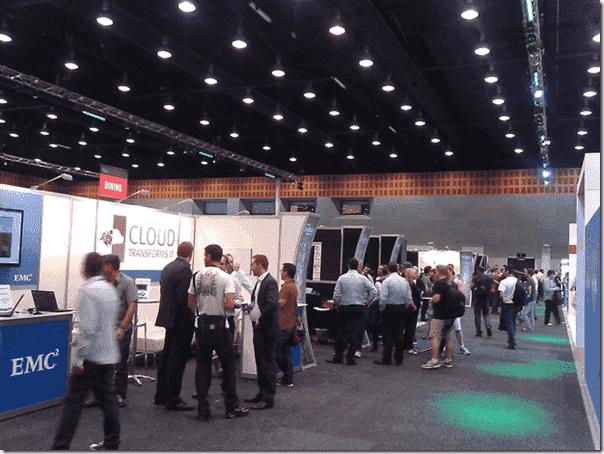 TechEd Australia 2012 - Expo Hall