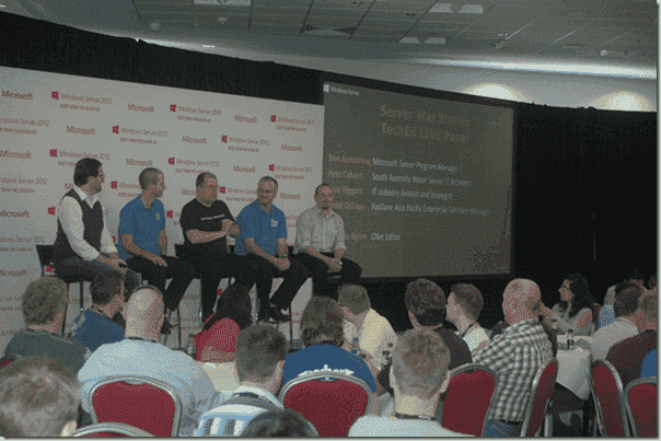TechEd Australia 2012 - Server war stories