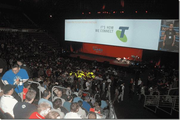 TechEd Australia 2012