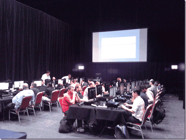 TechEd Australia - Hands On Labs