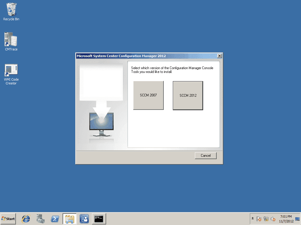 FREE: SCCM 2012 Right-Click Tools – Part 1: Installation