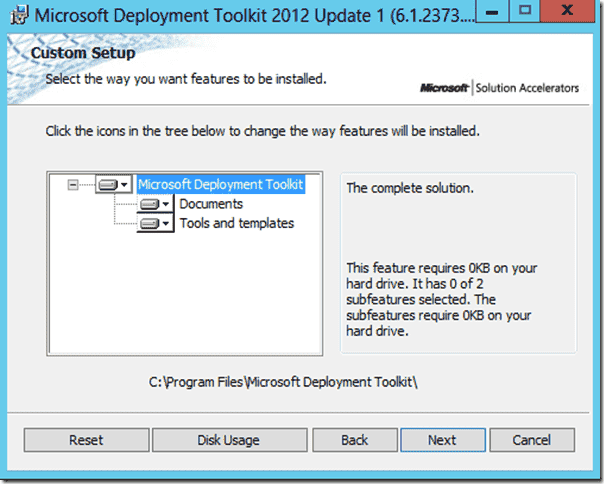 Windows 8 deployment - Microsoft Deployment Kit (MDT) update