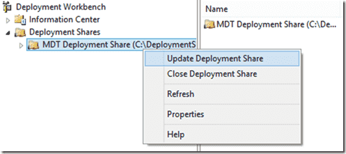 "Windows 8 deployment - Why it is not named ""Update Boot Media"" is beyond me"