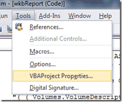 Retrieve data with Excel and VBA from an SQL database – Part