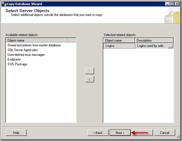 Sharepoint 2013 upgrade - Special Server Objects