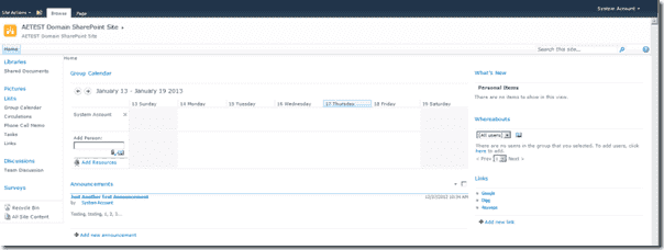Sharepoint 2013 upgrade - Web Application running