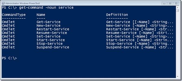 get-command -noun service