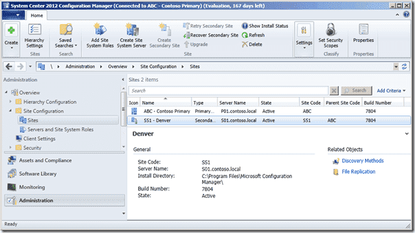Configuration Manager Build 7804