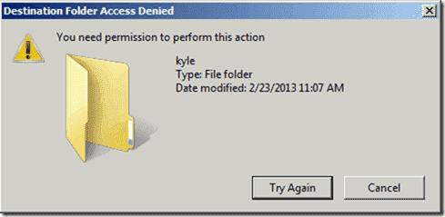 File Server Resource Manager (FSRM) – Part 4: File Screening – 4sysops