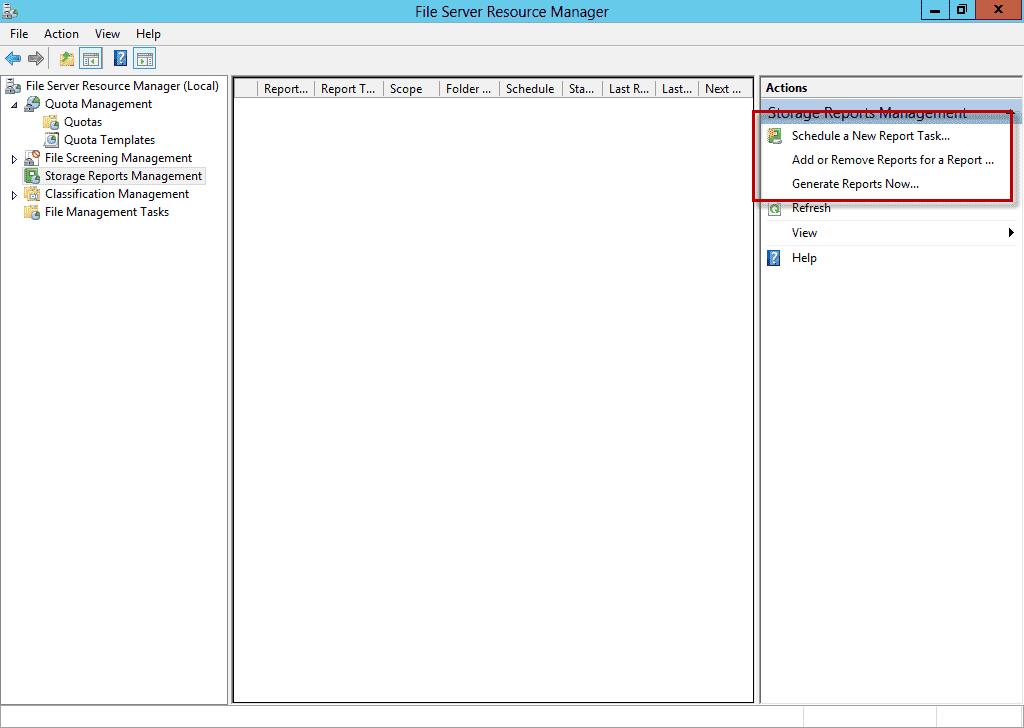 File Server Resource Manager (FSRM) – Part 5: Storage