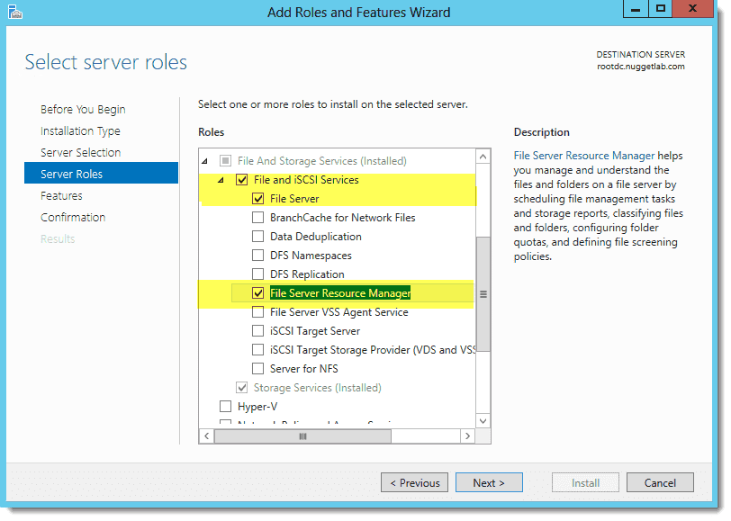Access-Denied Assistance in Windows Server 2012 – 4sysops