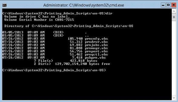Printing_Admin_Scripts