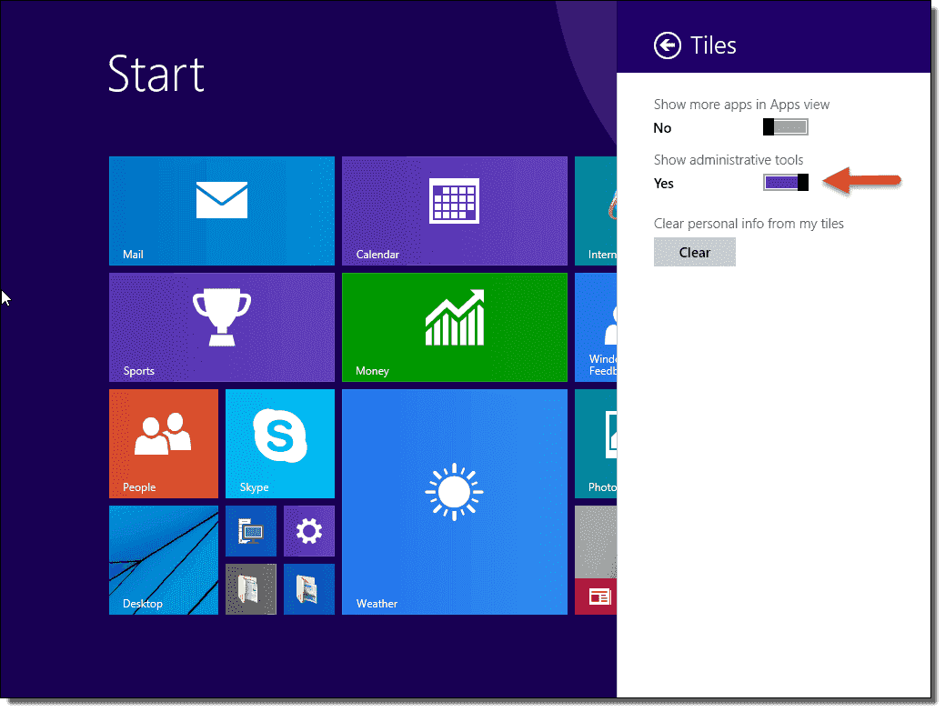 how to find what services startup windows 10