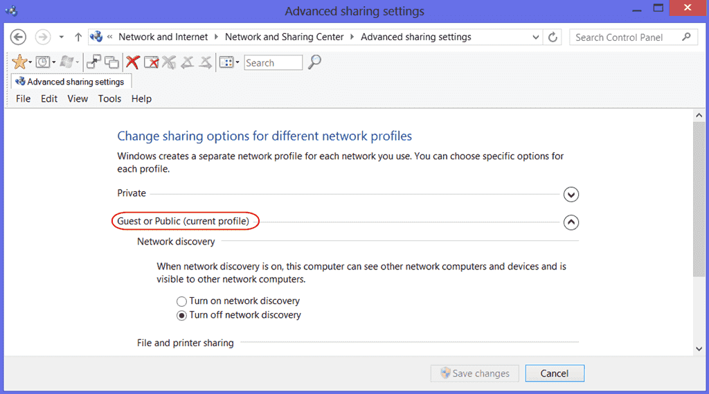 Windows cannot access shared folder – How to fix it in