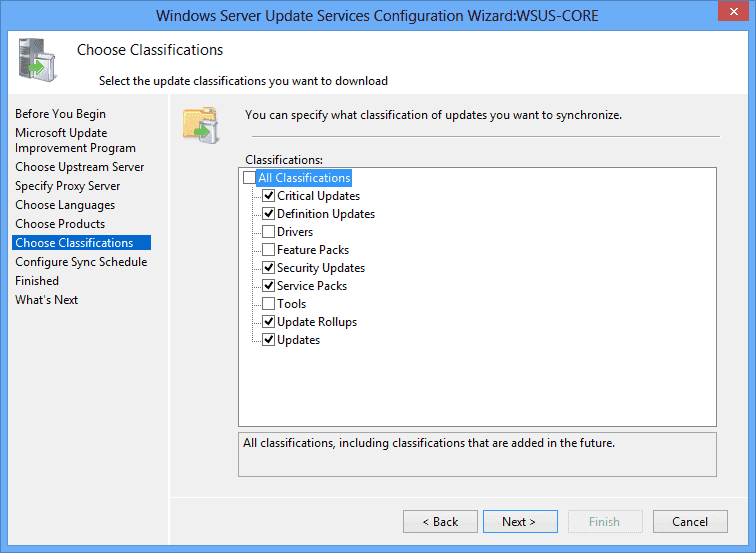 Install WSUS on Server 2012 with PowerShell – 4sysops