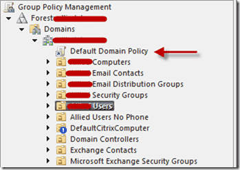 Deploy - GPM Policy