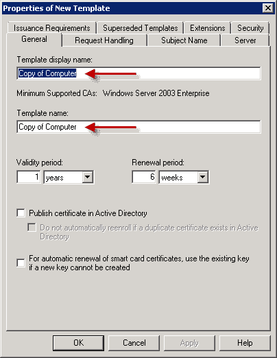 Computer Use Policy Template How To Deploy Certificates With Group Policy Part 2 Configuration 4sysops
