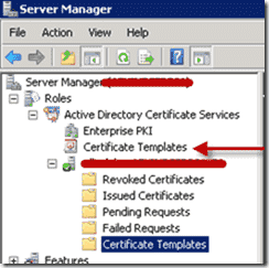 How to deploy certificates with group policy part 2 configuration in the right pane all of the certificate templates will show up right click on the user template click all tasks and select duplicate template yadclub Images