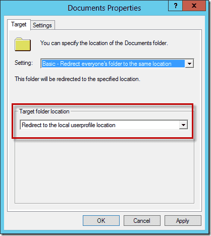 How to disable Folder Redirection – 4sysops