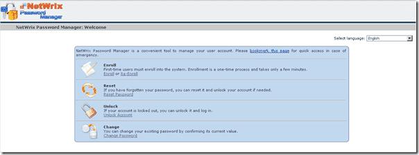 Netwrix Password Manager