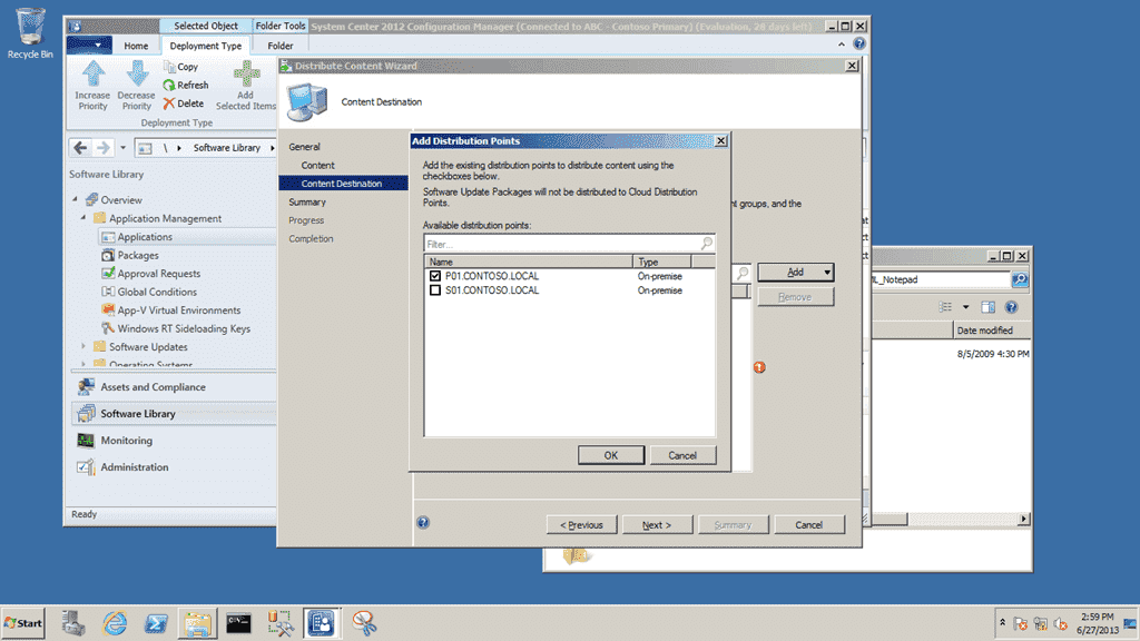 How to deploy an MSI package with SCCM 2012 – 4sysops