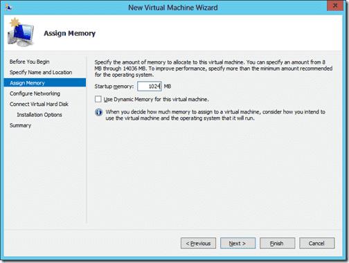 Create New Virtual Machhine 3
