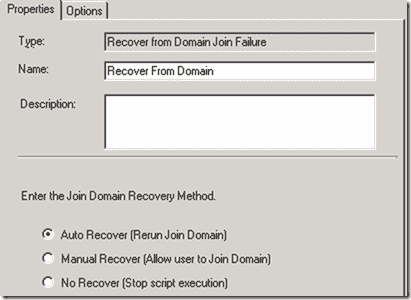 If MDT domain join is not working – 4sysops