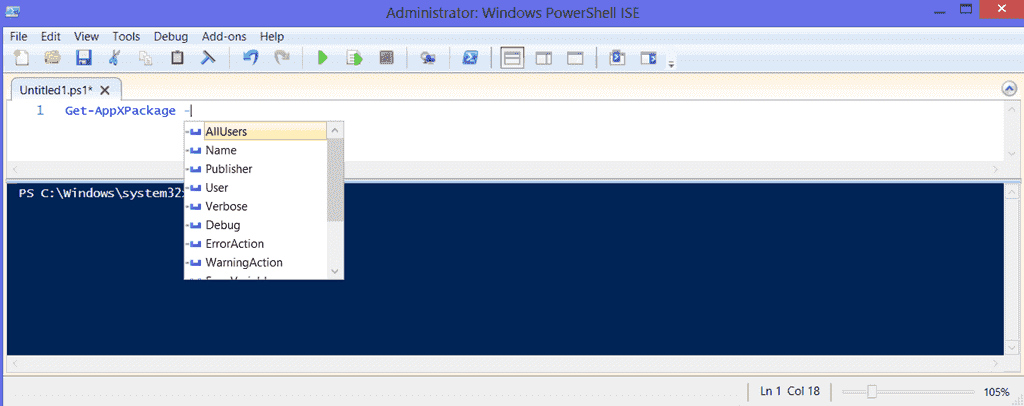 10 reasons for using PowerShell ISE instead of the PowerShell