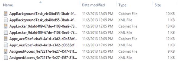 Help .CAB files
