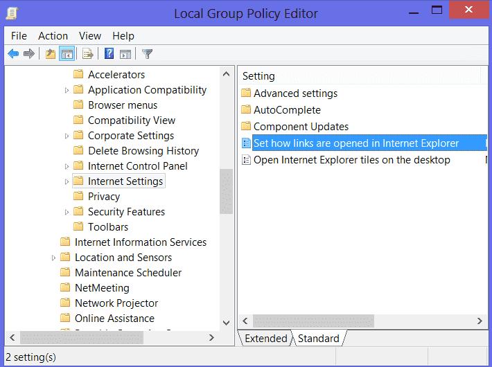 how to get internet explorer icon on desktop windows 8.1